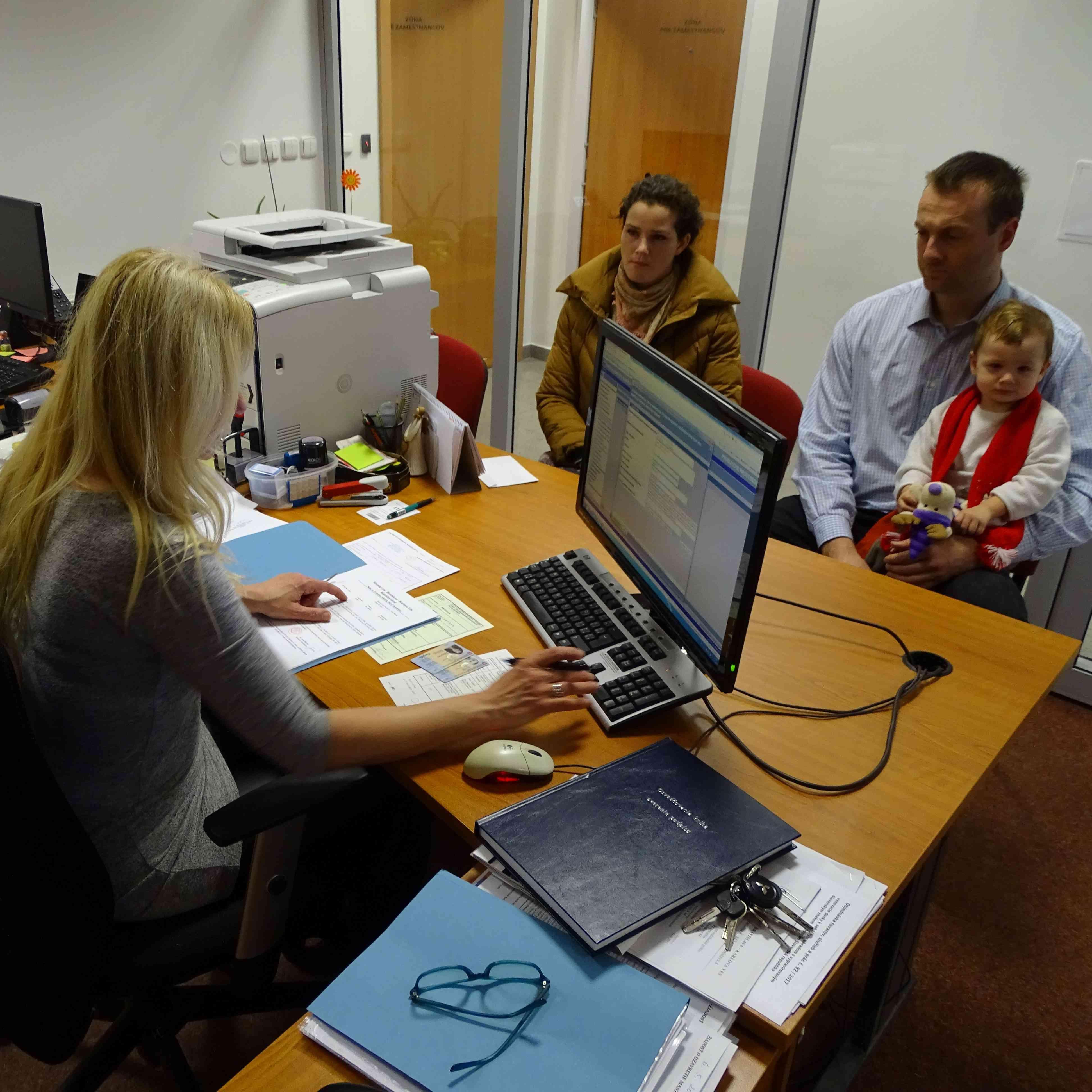 Vyplácanie príspevku pri narodení dieťaťa s drobnými zmenami