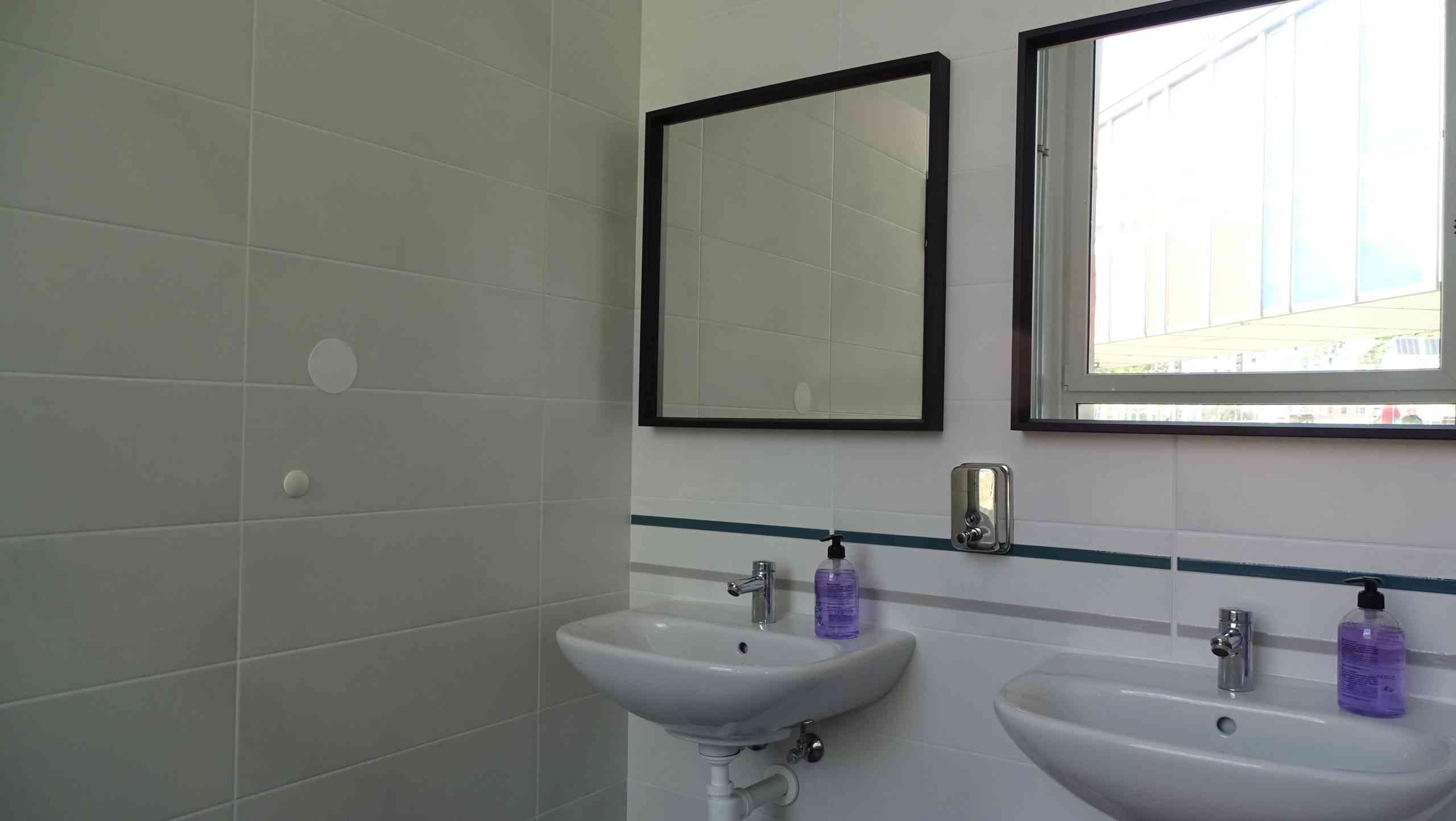 Nové toalety na Majerníkovej 60