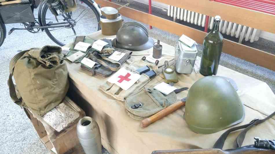 Vojenské dejiny priblíži výstava