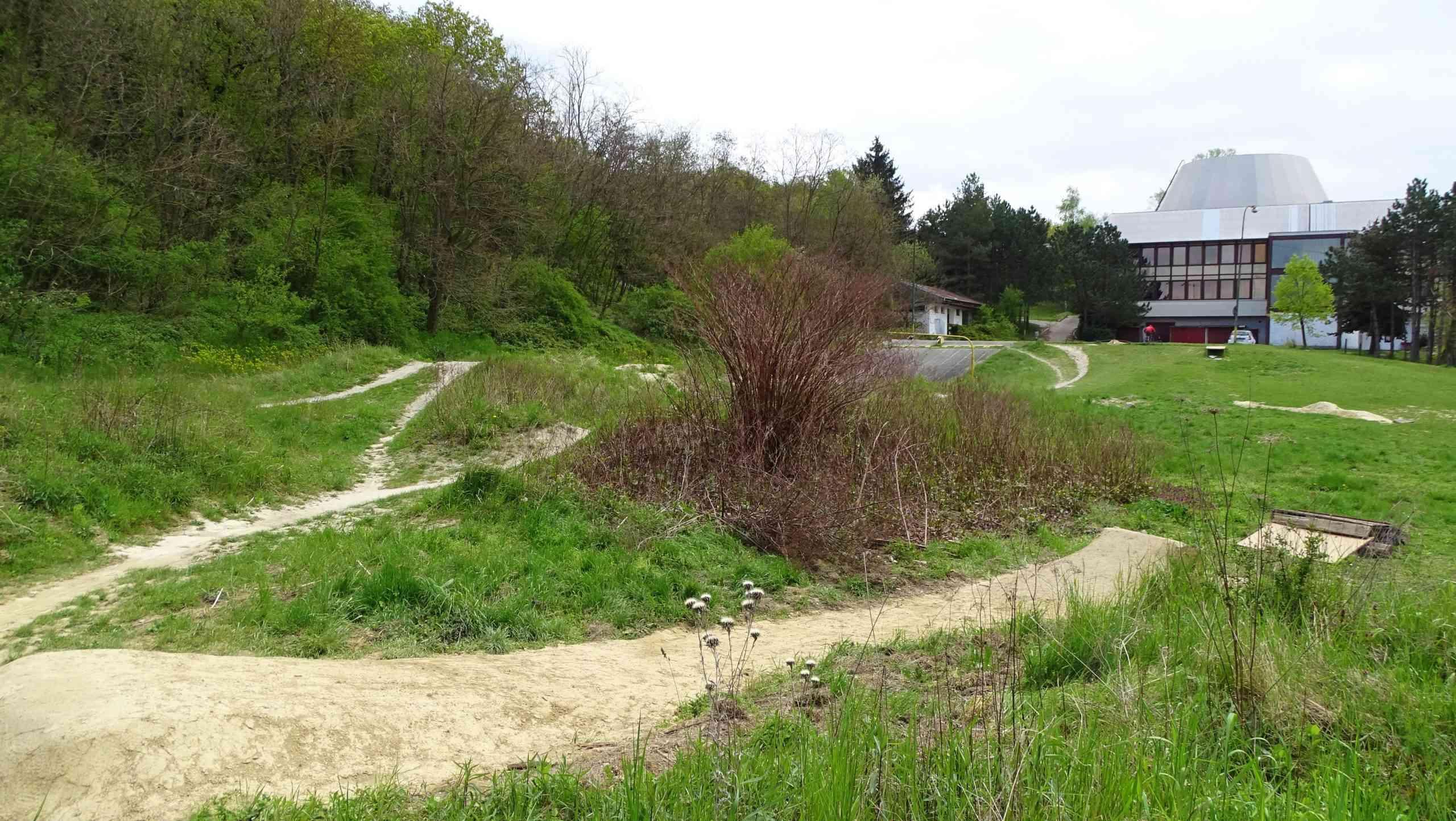 Cyklistický areál pri Iuvente by mohol čoskoro ožiť