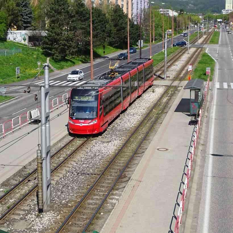 Prišla dlho očakávaná modernizácia Dúbravsko-Karloveskej radiály