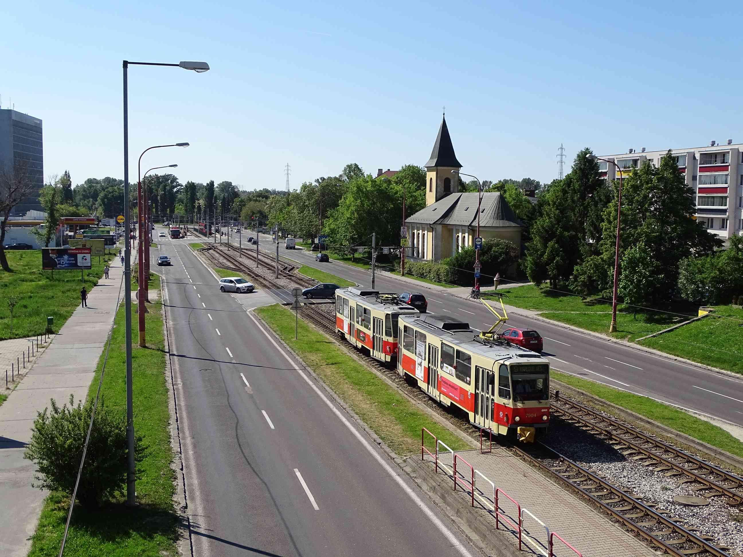 Hlavné mesto zlyháva v príprave rekonštrukcie električkovej trate