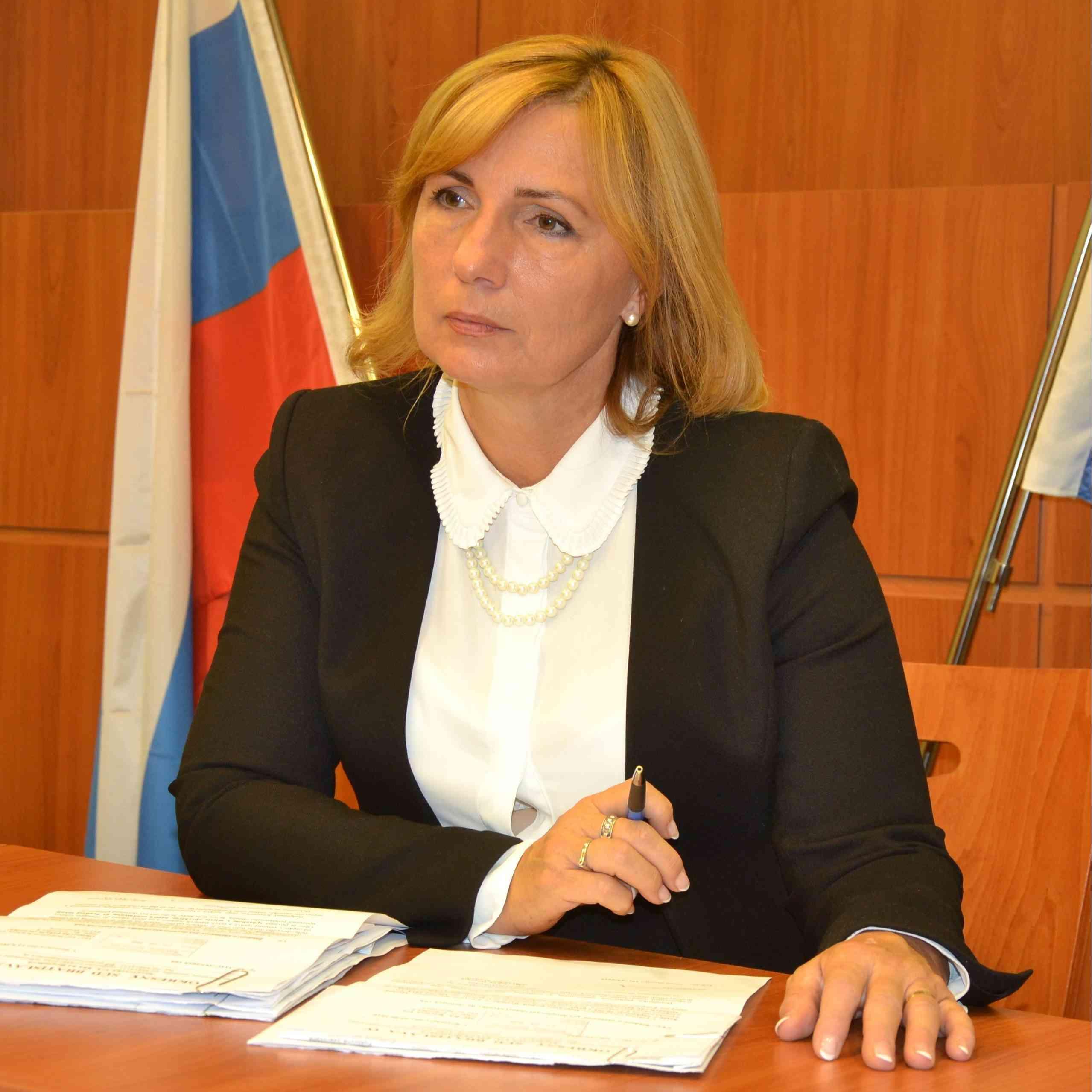 Dana Čahojová sa bude opätovne uchádzať opost starostky Karlovej Vsi
