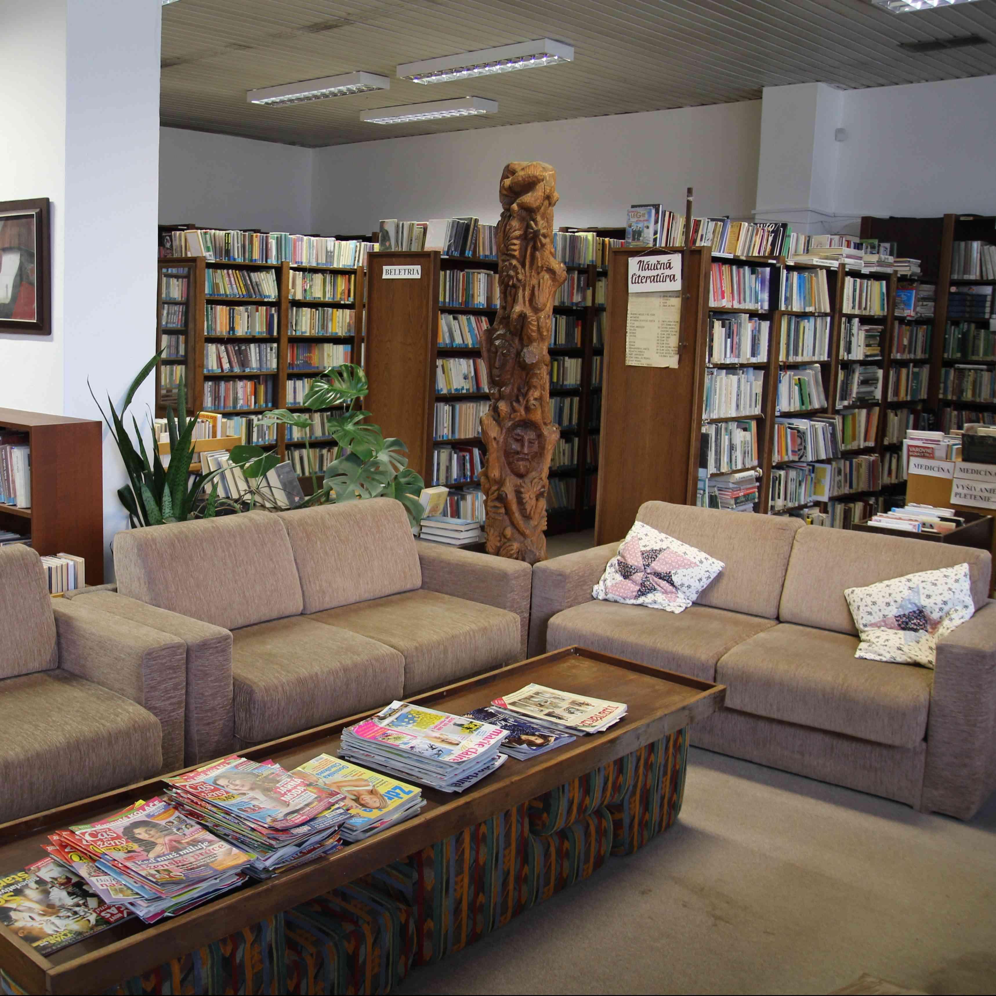 Karloveská knižnica vyhlási veľkú hodovú amnestiu
