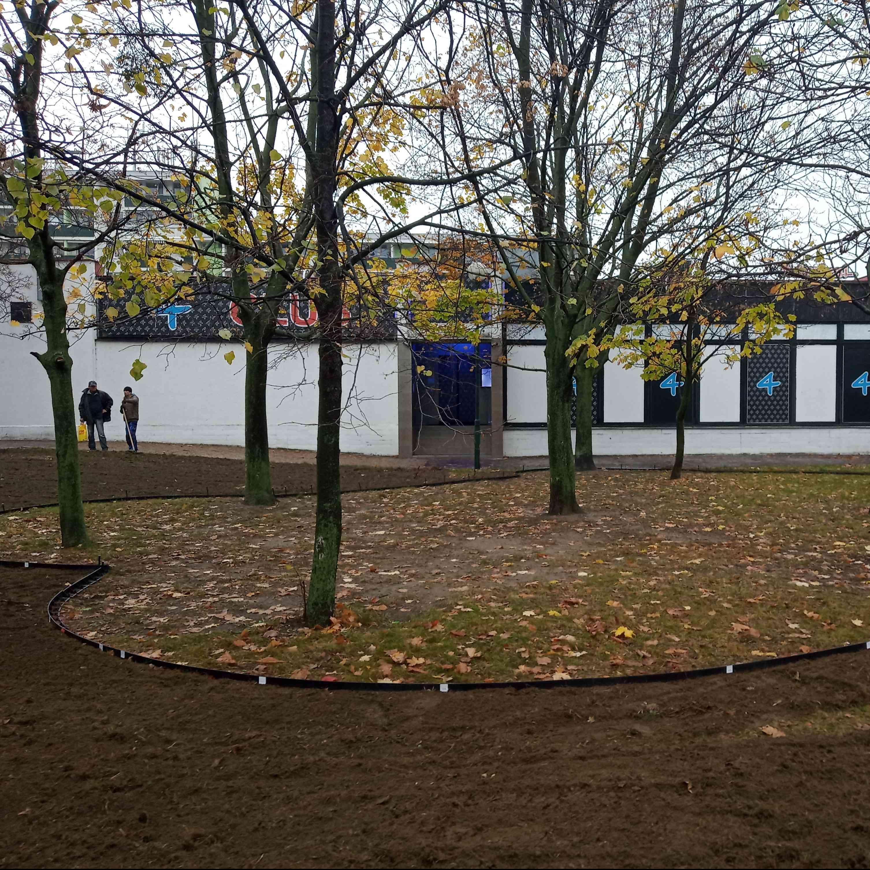Revitalizácia parku na Kempelenovej