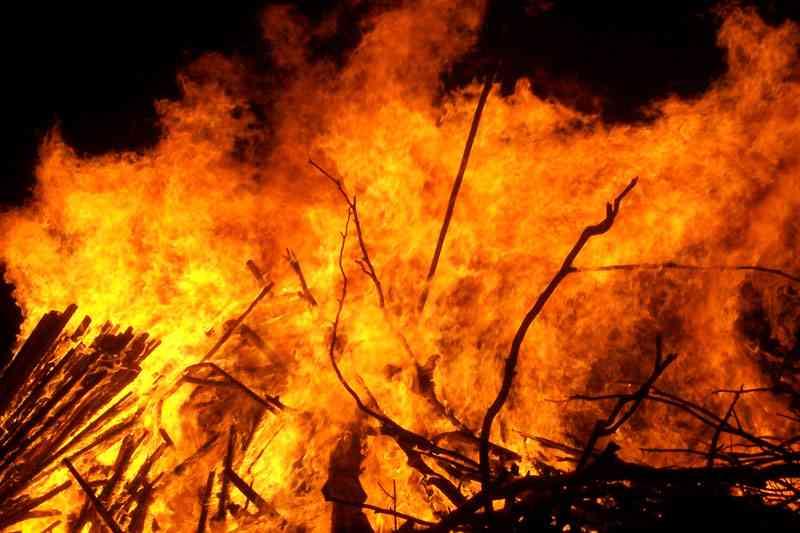 Zvýšilo sa riziko lesných požiarov!