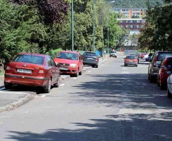 Pilotný projekt parkovania zvýhodní obyvatelov s trvalým pobytom