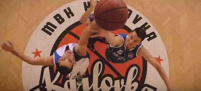 Basketbalový klub MBK Karlovka má nové promo video