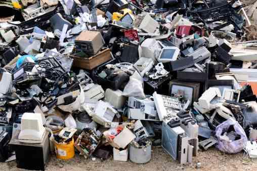 Zlikvidujte staré elektrospotrebiče ekologicky